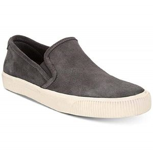Other - FRYE Men's Patton Slip On Sneakers Suede Graphite